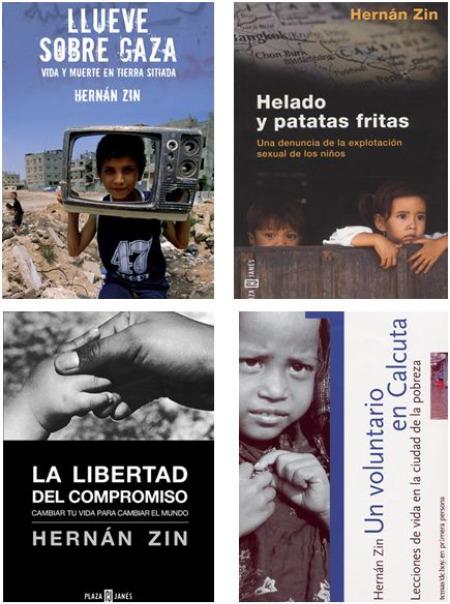 hernanzin libros - hernan zin, periodismo y compromiso