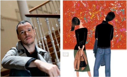 jordi potada - Jordi Labanda, la crítica social y un mundo con glamour