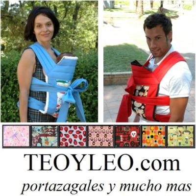 teoyleo portada1 - TEOYLEO, maternidad y color