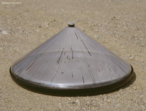 watercone - Watercone purificador de agua solar