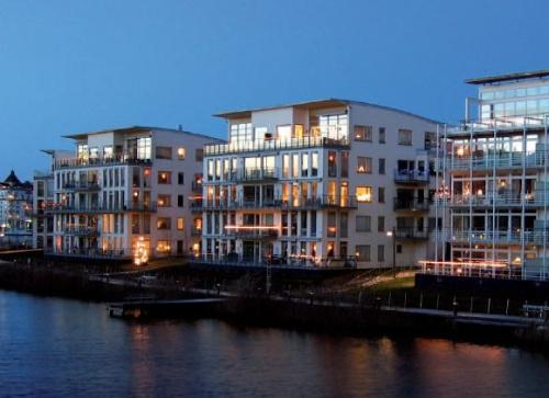 barrio sueco sostenible