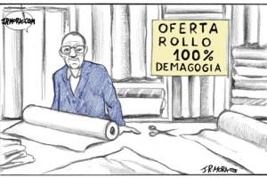 campa a conferencia episcopal 3 - ¿Que es Demagogia?. La credibilidad de la Iglesia (2/2)