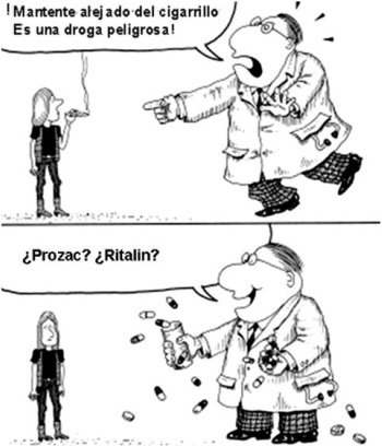 chiste tabaco2 - chiste ritalin