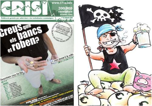 enric duran portada1 - ENRIC DURAN, el Robin Hood alternativo contra la Banca: su historia, sus motivos y las consecuencias (1/2)