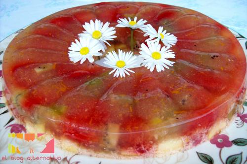 jalea de frutas agar agar