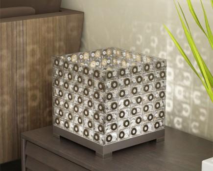 lampara casettes2 - lampara-casettes reciclados