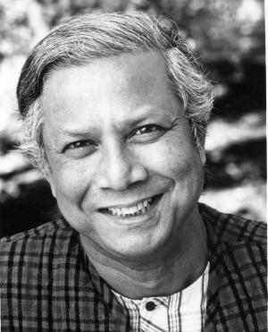 muhammad yunus2 - Muhammad Yunus se dirige a los jóvenes