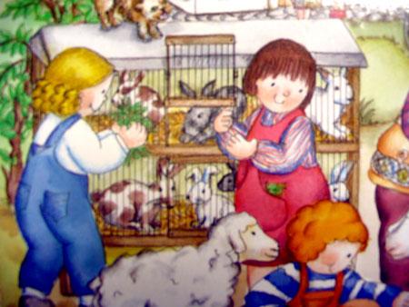 ninos animales6 - niños-especismo