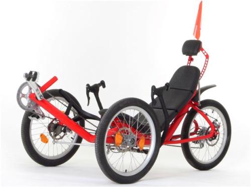triciclo2 - Triciclo Montseny: un transporte alternativo