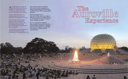 auroville experience cover - AUROVILLE: ¿mito o realidad?