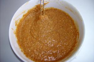 bizcochitos masa - Bizcochitos de naranja de mi madre
