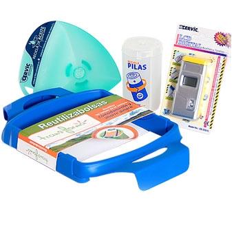 kit ecologico - TransformaHogar.com: tienda online de productos para el reciclaje