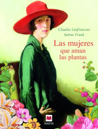 las mujeres que aman las plantas