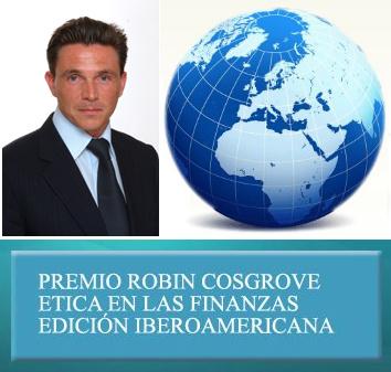 premio robin cosgrobe etica en las finanzas - premio robin cosgrobe etica en las finanzas