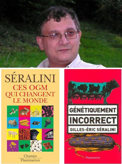 "seralini portada -  ""Los transgénicos son tóxicos para la salud humana"". Entrevista al Dr. Gilles-Eric Séralini, experto de la Comisión Europea"