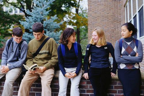 teenagers - Carta de un profesor sobre sus alumnos adolescentes: ¿Serán extraterrestres? (1/2)