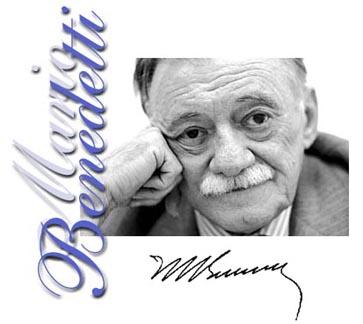 benedetti - Homenaje a MARIO BENEDETTI: en defensa de la alegría