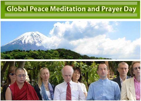 global meditation - Día de la Meditación y Oración por el Cambio Mundial: 17 de mayo 2009