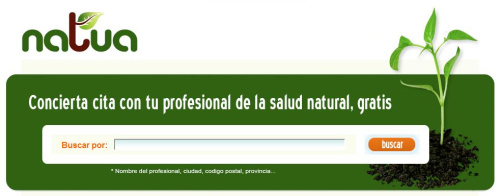 natua - Natua: concierta cita con tu profesional de la salud natural a través de internet