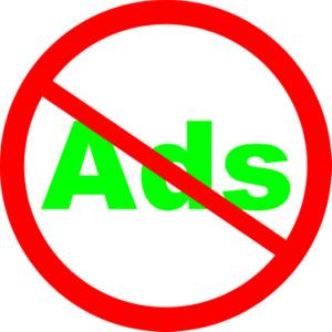 no ads - Por una televisión pública para todos: supresión de publicidad televisiva en España
