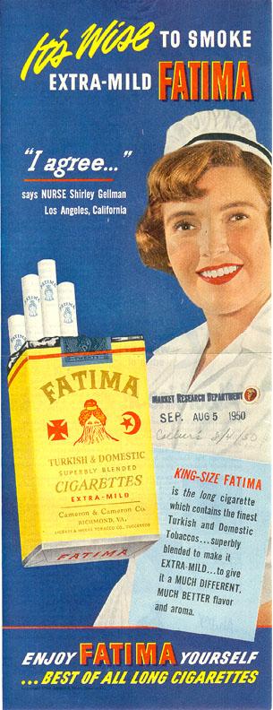 tabaco1 - Cuando fumar era recomendable y positivo. 7 reflexiones en el DIA MUNDIAL SIN TABACO