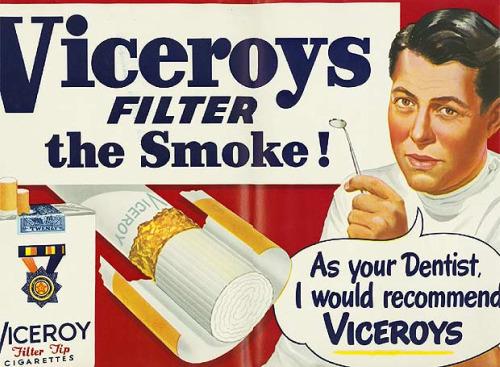 tabaco cuando fumar era bueno