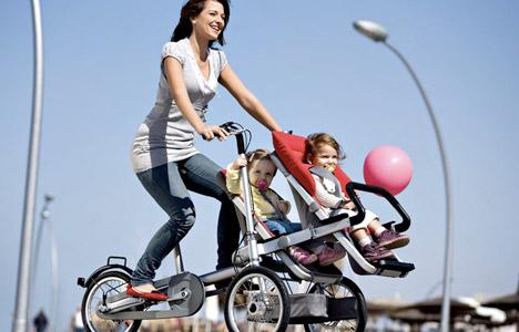 taga 2 - TAGA: carrito con bicicleta