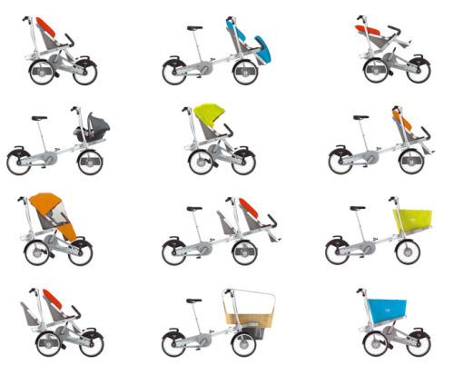 taga options - taga-bicicleta opciones