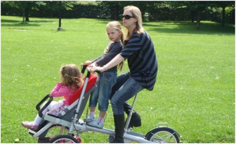 taga1 - TAGA: carrito con bicicleta