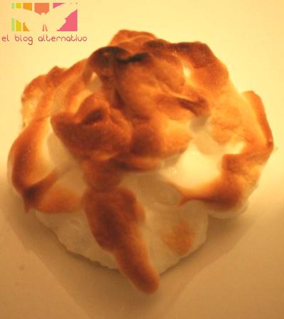 merengue ena - Receta de NATILLAS DE CHOCOLATE y merengues con las claras que sobran