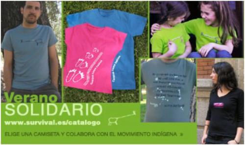 """survival2 - Camisetas """"MIRA MÁS ALLÁ DE TU NARIZ"""" de Survival"""