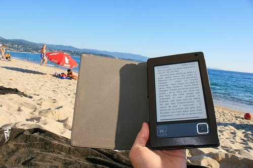 libro electronico - ¡Quiero un dispositivo de lectura electrónica!