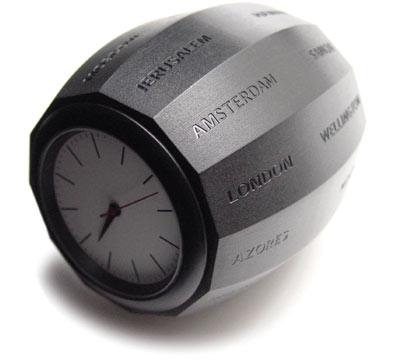 reloj 24 husos - Reloj mundial de sobremesa