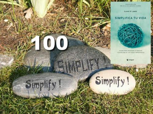simplifica tu vida - Tienes 100 consejos para simplificar tu vida