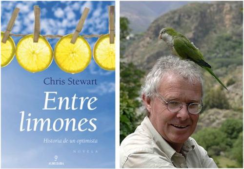 entre limones - ENTRE LIMONES: de Inglaterra a la Alpujarra granadina