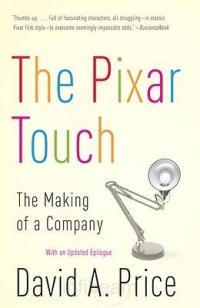 pixar touch - PIXAR (1/5): un ejemplo de cooperación que fomenta la creatividad. ¿Cómo llegaron a ser tan grandes?