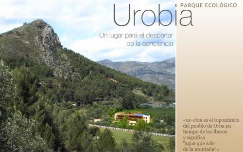 urobia portada - UROBIA: Parque Ecológico en Orba (Alicante)