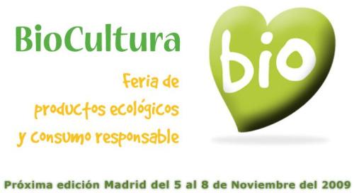 BioCultura Madrid 2009