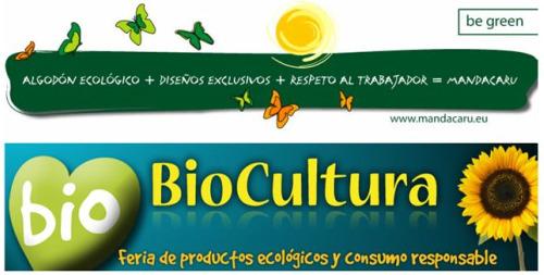 biocultura mandacaru - Mandacarú regala invitaciones para Biocultura del 5 al 8 de noviembre 2009 en Madrid