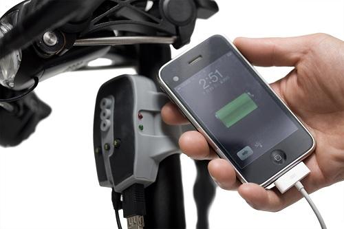 biologic freecharge - Recargar tus gadgets mientras vas en bici
