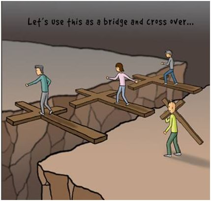 cruz12 - ¿Cómo llevas las cruces de la vida?