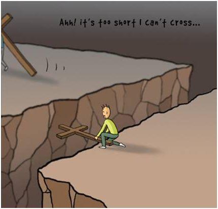 cruz13 - ¿Cómo llevas las cruces de la vida?