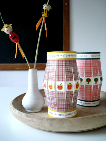 papel - Centros de mesa y objetos decorativos de papel y caseros