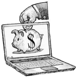 ahorrar con el ordenador