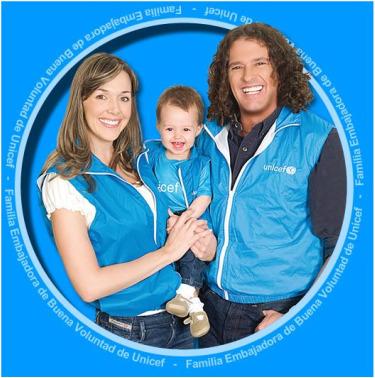 carlos vives2 - AMOR QUE NUTRE: el cantante colombiano Carlos Vives y su familia colaboran con Unicef a favor de 6 meses de lactancia materna en su país