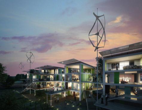 casa 100k - Casa 100k: bajo coste, a tu gusto y mínimo impacto ambiental
