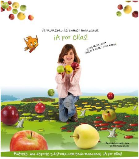manzanas - Es momento de comer manzanas