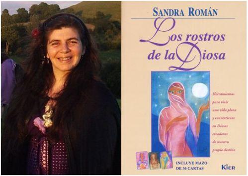 sandra roman - sandra-roman los rostros de la diosa
