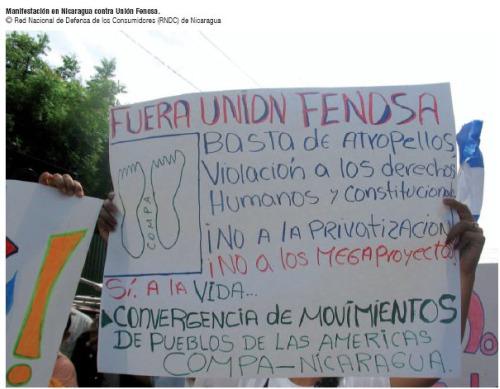 union-fenosa los nuevos conquistadores greenpeace