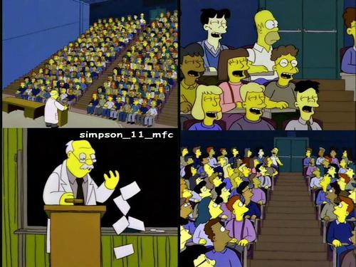 universidad simpson - 11 motivos por los que no es obligatorio estudiar una carrera universitaria